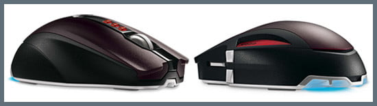 Microsoft SideWinder X8 Wireless Gaming Mouse