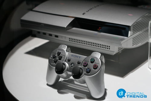 The Sony PS3 Up Close