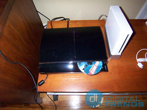 Nintendo Wii and Playstation 3