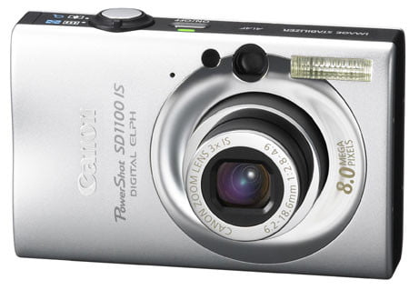 Canon PowerShow SD 1100 IS