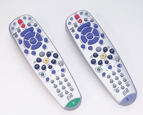 Dish Network Player-DVR 942 Remote Controls