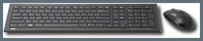 HP Keyboard and Mouse