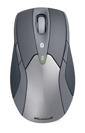 Wireless Laser Mouse 8000