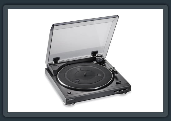 Audio-Technica AT-LP2D-USB Stereo Turntable