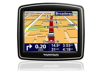 TomTom One 140 S GPS