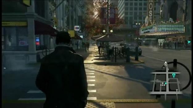 E3 2012: Watch Dogs extended gameplay trailer