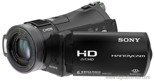 Sony HDR-CX7