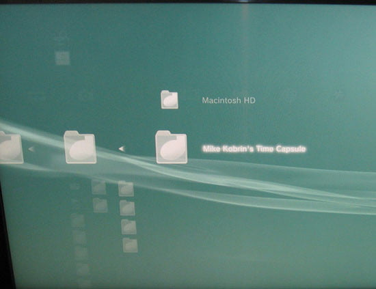 PS3 Accessing the Network Drive