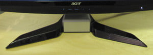 Acer P244W Stand