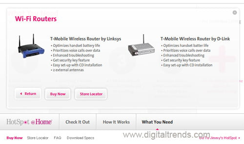 Wi-Fi Routers