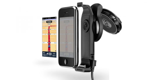TomTom iPhone Mount
