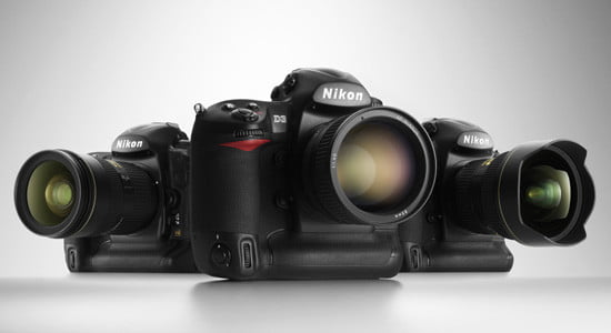 Nikon D3 is one of the fastest DSLR available