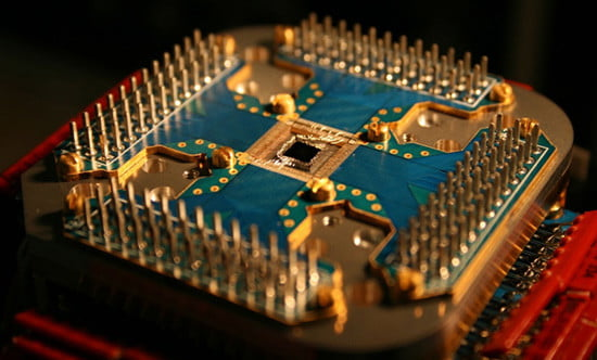 D-Wave Quantum Computing Processor