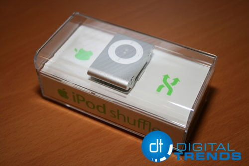 Apple iPod Packaging