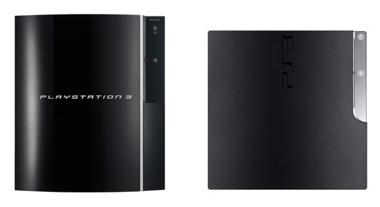 PS3 and PS3 Slim