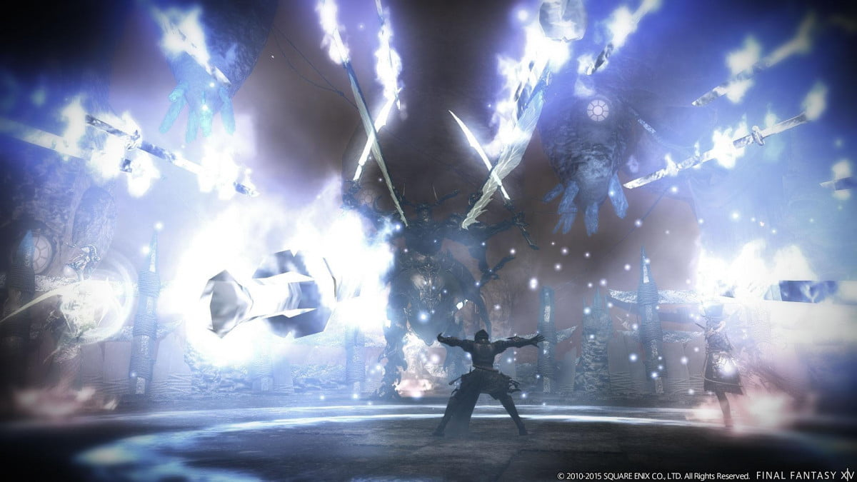 final fantasy xiv  million users heavensward screenshot