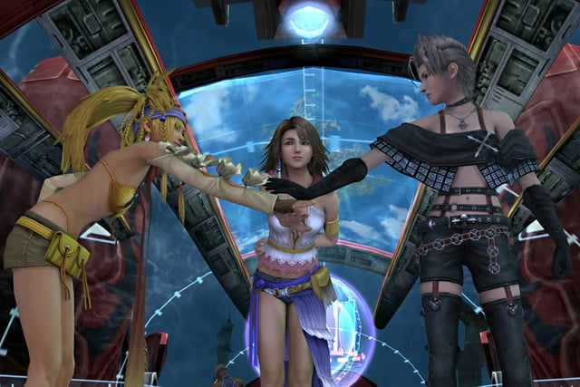 final fantasy x  upgraded for steam release hd remaster