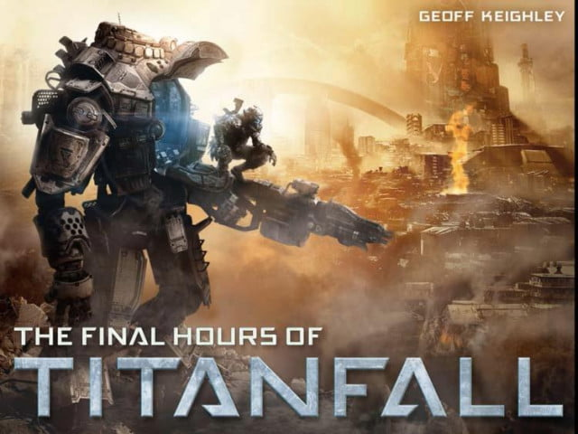 go behind scenes final hours titanfall of