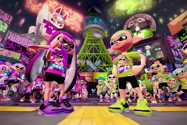 final splatoon splatfest event pits callie versus marie finalsplatfest header