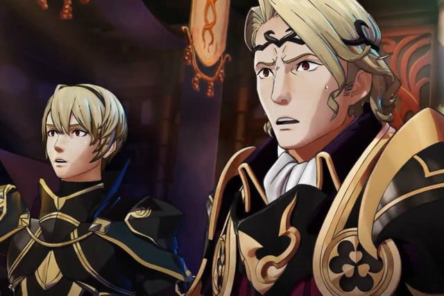 fire emblem fates gay conversaion therapy scene removed