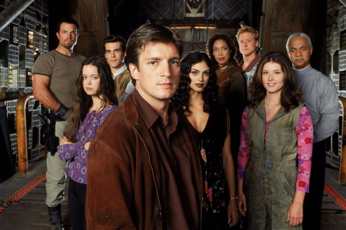 serenitys crew reunites firefly online share first trailer cast