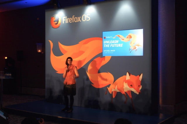 firefox os returns  smartphone mwc