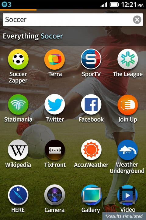 firefox os review soccer