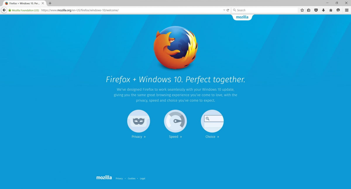 firefox  launches with windows support more malware protection