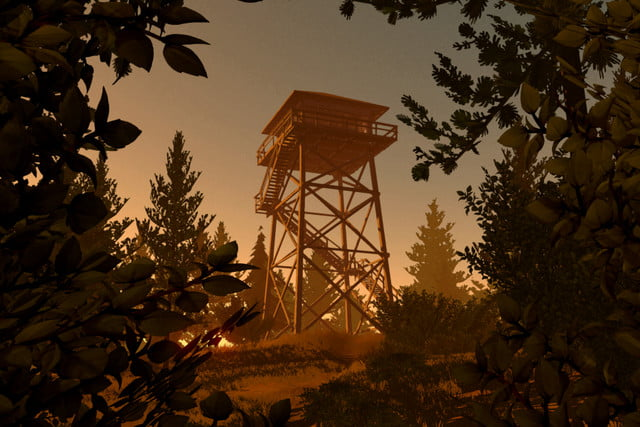 campo santo firewatch update free roam mode playstation  pro support