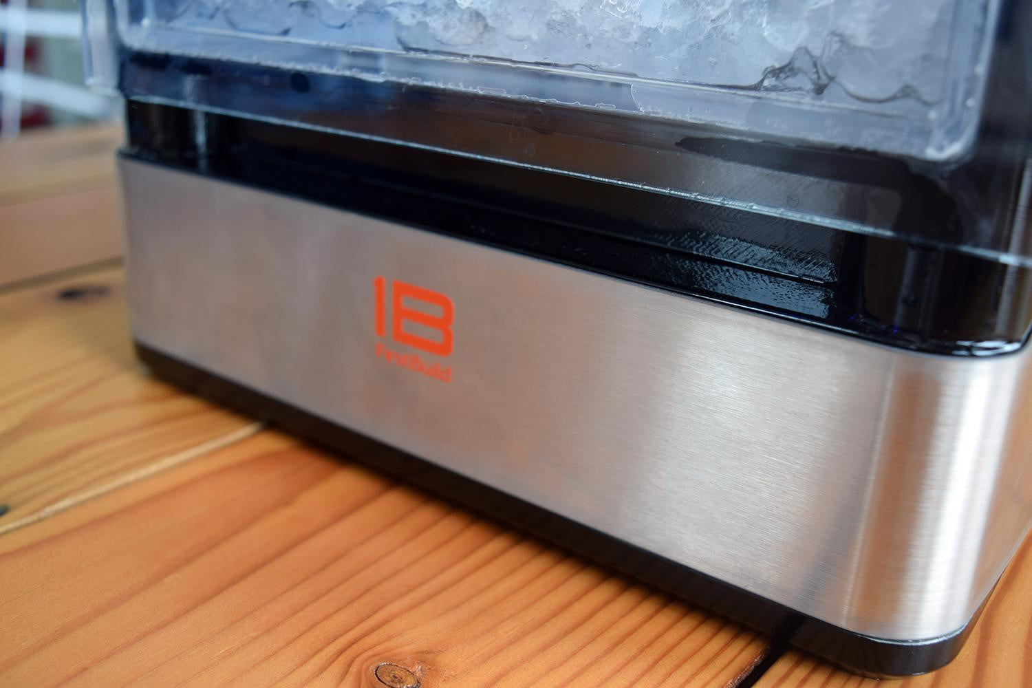 Countertop Nugget Ice Maker : Nugget ice is just the tip of the chewable iceberg for GE?s crazed ...