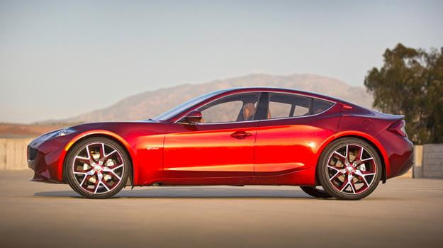 Fisker Atlantic Profile