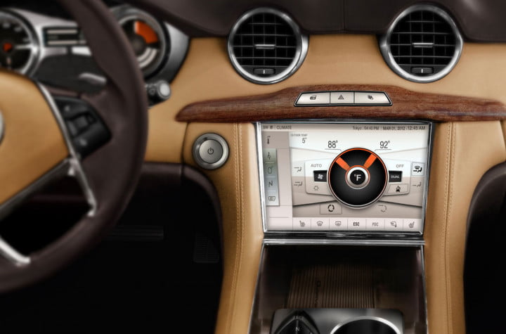 fisker and tesla battle to avoid becoming the next delorean karma interior