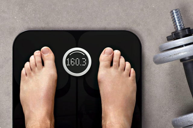 fitness trackers are not nutritionists fitbit aria black