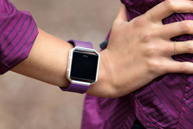fitbit shares down q  earnings blaze