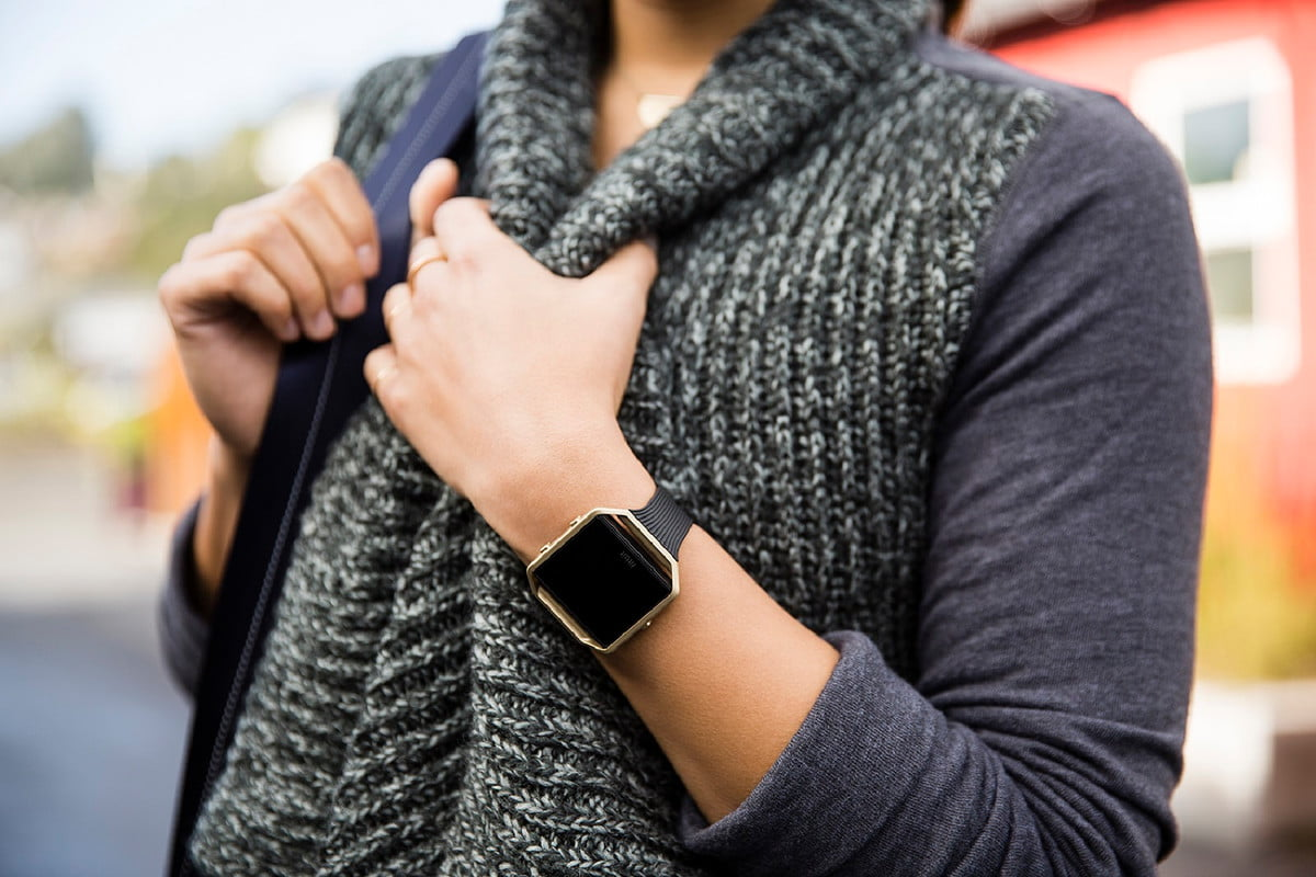 fitbit alta blaze gold adventures slim lifestyle