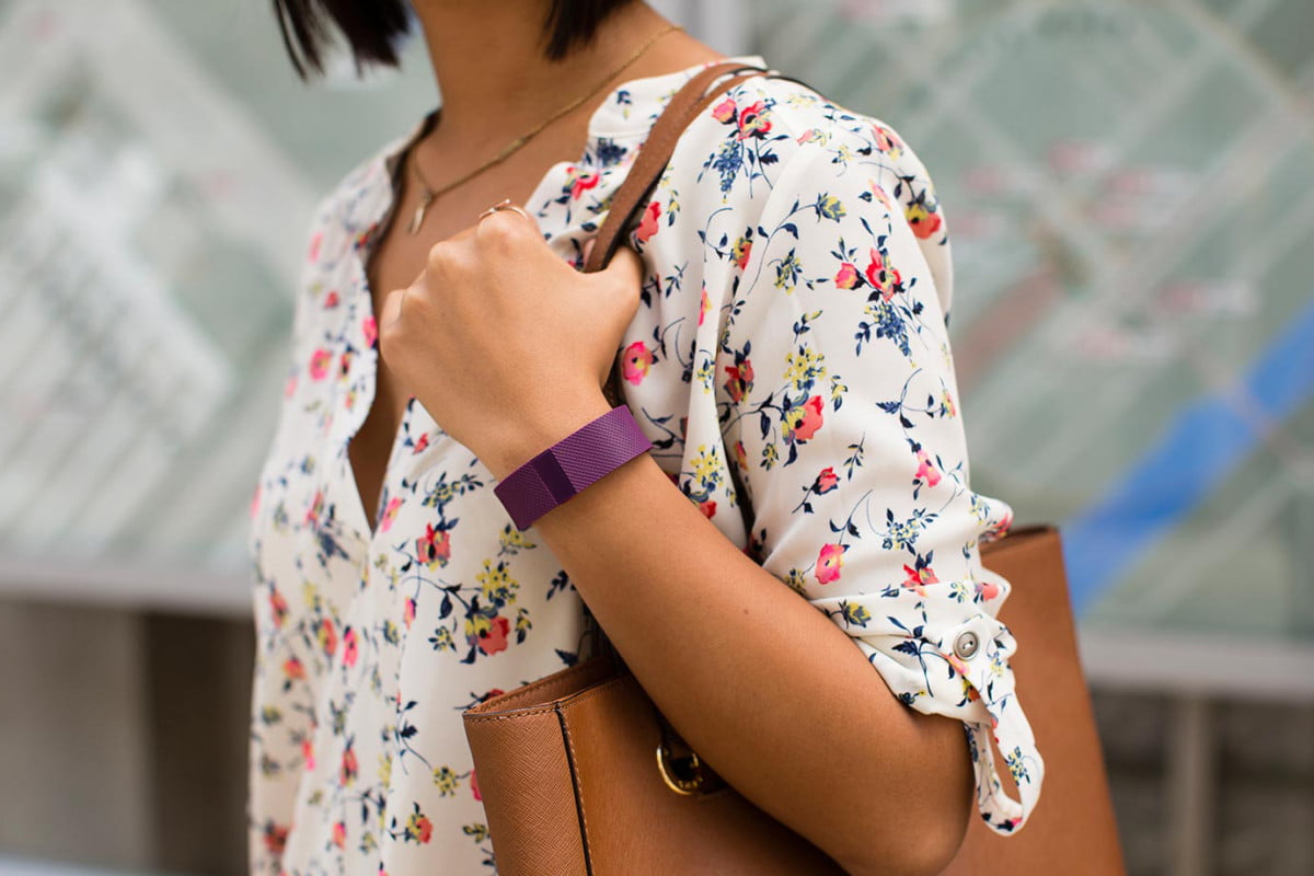 whos tracking your fitness tracker fitbit charge hr