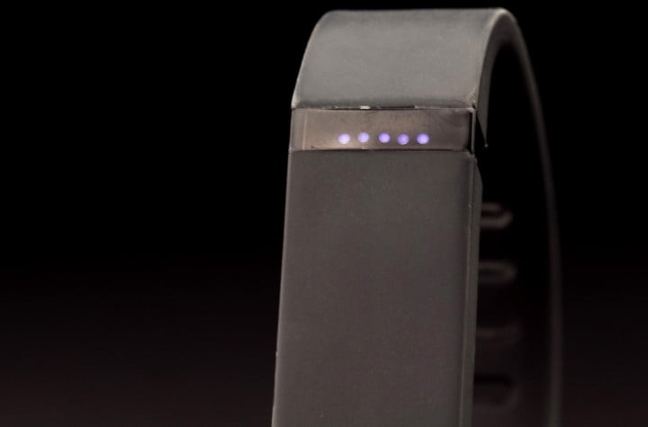 fitbit flex review  lights