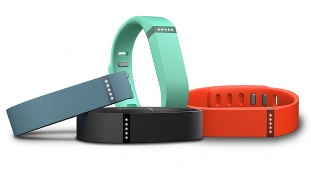 fitbit flex wristband colors