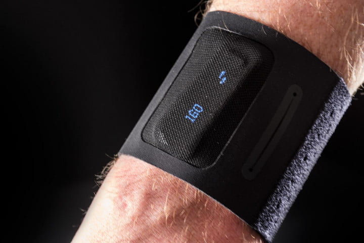 fitbit one review fitness band wrist