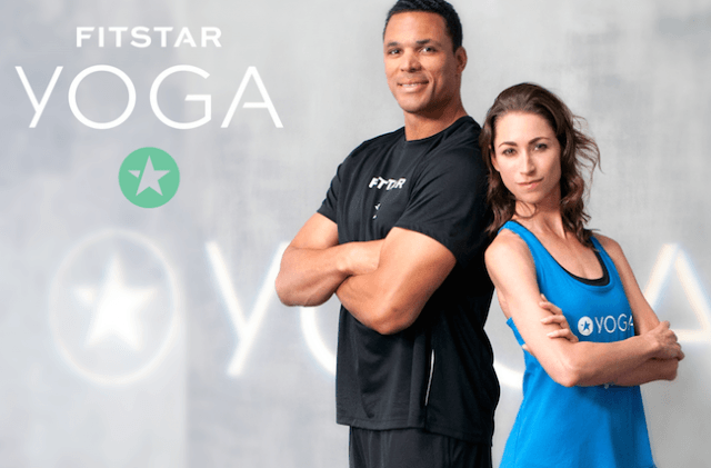 fitstar yoga workouts tara stiles
