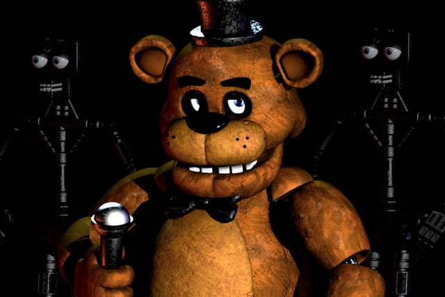 five nights at freddys console port