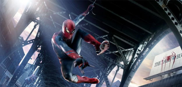 Five reasons we're excited about The Amazing Spider-Man reboot