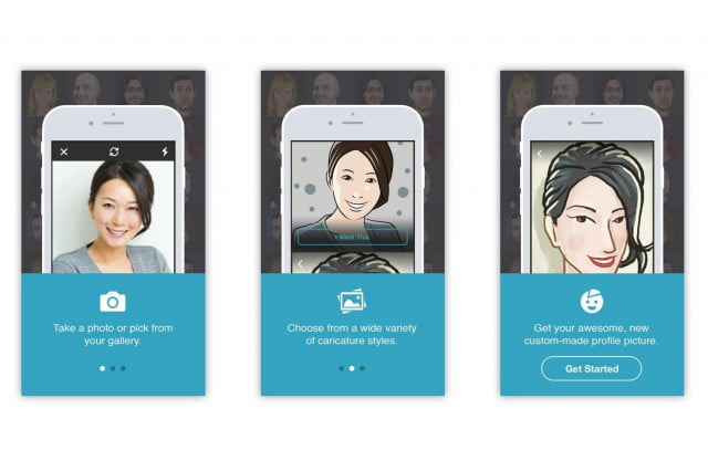 photo selfies are so yesterday turn it into an illo with fiverr faces app