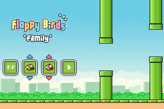 flappy birds reborn firetv family edit