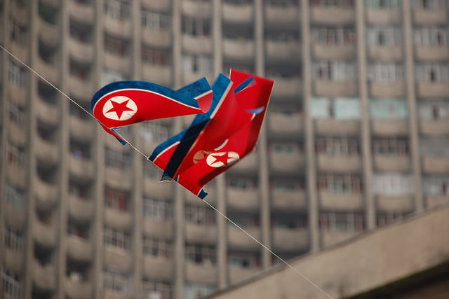 north korea hack south military flash drives for freedom