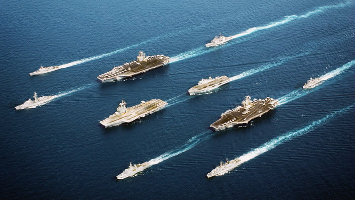 dt  from cyberwarfare to drones the future of conflict is electronic fleet nations