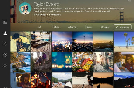 flickr for ipad -2