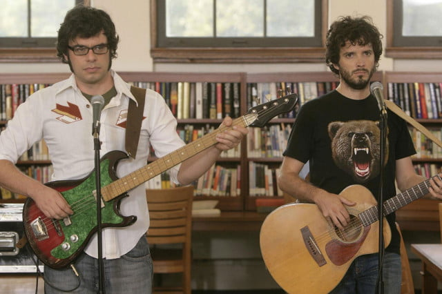 flight of the conchords announce new material and tour return