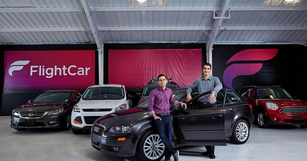Jul 14,  · FlightCar raised $40 million to solve airport parking with an Airbnb-like sharing model: let a stranger drive your car while you're away on a trip and in return avoid parking fees and even make a.