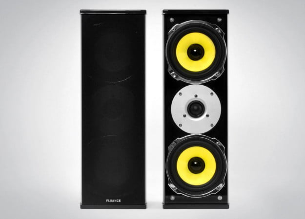 Fluance ES Series 5 1 System Review ES1S surround sound speakers front back home audio